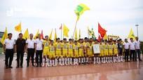 Đương kim vô địch U11 SLNA, U13 SLNA giành vé VCK với thành tích bất bại