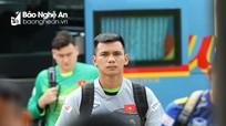 Thủ môn xứ Nghệ được HLV Park Hang-seo đăng ký, Hà Minh Tuấn bị loại trước trận Thái Lan