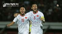 ĐT Indonesia 1 - 3 Việt Nam: Duy Mạnh, Quế Ngọc Hải, Tiến Linh ghi bàn