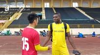 Ngoại binh Michael Olaha sẽ trở lại Sông Lam Nghệ An