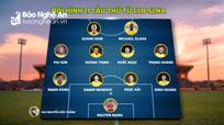 Đội hình cầu thủ SLNA đủ khả năng vô địch V.League?