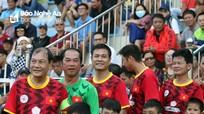 Hữu Thắng, Huỳnh Đức và thế hệ vàng bóng đá Việt Nam 'tái xuất sân cỏ'