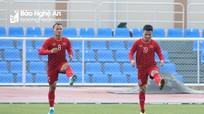 Trực tiếp SEA Games 30, U22 Việt Nam - U22 Indonesia: Hoàng Đức, Trọng Hoàng đá chính