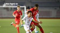 Vòng chung kết U23 châu Á 2020: Ông Park sẽ chơi 1 hay 2 tiền đạo?