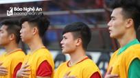 Giọt nước mắt Quang Hải và tiếng cười của người hâm mộ Việt Nam