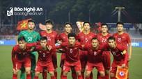 TRỰC TIẾP: U22 Việt Nam 4 - 0 U22 Campuchia,Tiến Linh, Đức Chinh ghi bàn