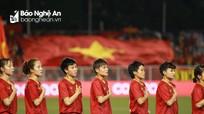 Người hâm mộ vỡ òa với chức vô địch của ĐT nữ Việt Nam tại SEA Games
