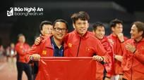 Trợ lý ngôn ngữ người Nghệ An bất ngờ xin nghỉ VCK U23 châu Á 2020
