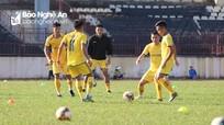 SLNA chính thức bổ sung 7 cầu thủ trẻ tham dự V.League 2020