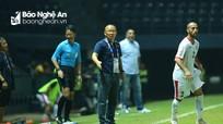 HLV Park Hang-seo và HLV U23 Jordan nói gì sau trận hòa không bàn thắng?