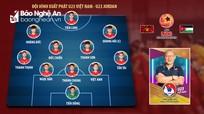 Xem trực tiếp U23 Việt Nam vs U23 Jordan: Đức Chinh dự bị, Tấn Tài trở lại