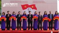 Triển lãm về Bác Hồ nhân dịp kỷ niệm 90 năm Ngày thành lập Đảng Cộng sản Việt Nam