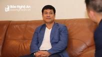 HLV Hữu Thắng: 'SLNA vẫn là một tượng đài nhưng không thể mãi nhìn về quá khứ'