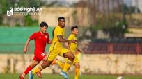 Sông Lam Nghệ An chính thức có ngoại binh đầu tiên cho V.League 2020