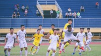 Tuyển thủ thay nhau ghi bàn, U19 SLNA thắng trận ra quân
