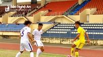 Vòng loại U19 toàn quốc: SLNA vất vả đánh bại Quảng Nam