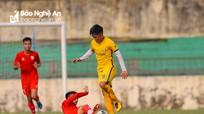 V.League tạm nghỉ, Sông Lam Nghệ An giao hữu thua Hồng Lĩnh Hà Tĩnh