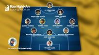 Đội hình 11 cầu thủ SLNA được yêu thích nhất trong 20 năm qua