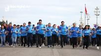 Nghệ An phát động Ngày chạy Olympic vì sức khỏe toàn dân năm 2020