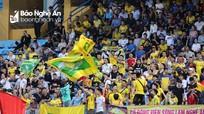 Cuộc đối đầu SLNA - TP.HCM: 'Trận cầu đinh' của vòng 6 V.League 2020