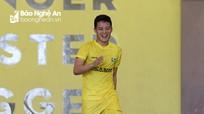 Đội trưởng SLNA đặt mục tiêu trở lại đội tuyển Việt Nam trong tương lai