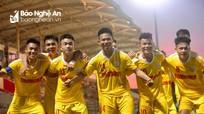 Sông Lam Nghệ An tiếp tục đôn cầu thủ trẻ lên V.League 2021