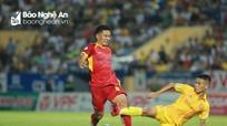 Hàng thủ hớ hênh, SLNA thua trắng tại Thiên Trường trước Nam Định