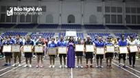 Khai mạc Giải Gia đình thể thao tỉnh Nghệ An năm 2020