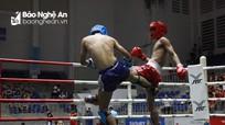 Khai mạc Giải vô địch Kick-Boxing trẻ toàn quốc 2020 tại Nghệ An
