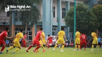 U22 Việt Nam 'đấu nội bộ': Sao trẻ SLNA thay nhau lập công