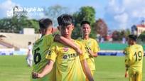 Sông Lam Nghệ An đánh bại HAGL ngày khai mạc VCK Thiếu niên toàn quốc 2020