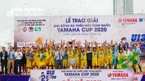 Đánh bại U13 Hải Dương 4-0, Sông Lam Nghệ An 8 lần vô địch Thiếu niên toàn quốc