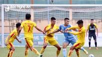 U21 Sông Lam Nghệ An và U21 Phố Hiến bất phân thắng bại