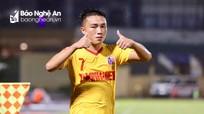 Tiền vệ U21 Sông Lam Nghệ An làm đội phó U22 Việt Nam