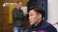 Siêu Cúp QG 2020: Quế Ngọc Hải bỏ ngỏ khả năng ra sân