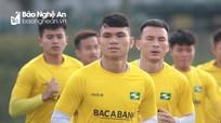 Sông Lam Nghệ An lại thiệt quân tại vòng 5 V.League 2021