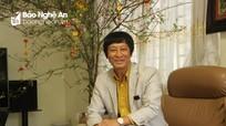 HLV Vũ Quang Bảo: 'SLNA có sức mạnh mà không đội bóng nào V.League có'