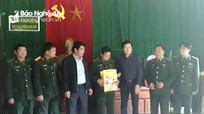 Các địa phương chúc mừng Bộ đội biên phòng