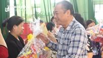 Tòa án nhân dân tối cao tặng 150 suất quà cho hộ nghèo ở Quỳnh Lưu