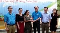 Hoạt động từ thiện nhân đạo tại các địa phương