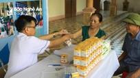 Hoạt động hỗ trợ người nghèo ở Nghĩa Đàn, Tân Kỳ