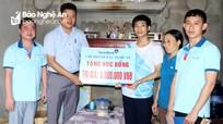 Nhiều hoạt động thiết thực hỗ trợ người nghèo ở Nghệ An