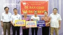 Nhiều hoạt động xã hội từ thiện, hỗ trợ người nghèo ở Nghệ An