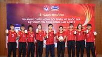 Bật mí dinh dưỡng vàng của Đội tuyển bóng đá nữ Quốc gia giành Cúp vô địch Đông Nam Á 2019
