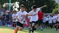 Ngày hội Chân sút nhí AIA Việt Nam: Tiếp lửa và nuôi dưỡng đam mê thể thao