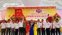 Đại hội Đảng bộ xã Diễn Kim (Diễn Châu) nhiệm kỳ 2020 - 2025