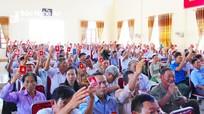 Đảng bộ xã Quỳnh Văn (Quỳnh Lưu) đại hội đại biểu lần thứ XXXI, nhiệm kỳ 2020 - 2025