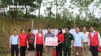 Cách làm mới tại Hội Chợ nhân đạo ở Con Cuông