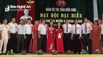 Đại hội Đảng bộ thị trấn Diễn Châu nhiệm kỳ 2020 - 2025