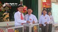 Đại hội đại biểu Đảng bộ xã Quỳnh Hưng (Quỳnh Lưu) nhiệm kỳ 2020 - 2025